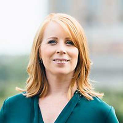 Annie Lööf | Svensk Juriststämma